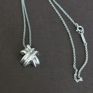Tiffany & Co. X Kiss Pendant Necklace